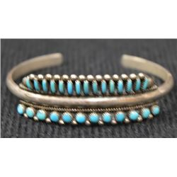 ZUNI INDIAN BRACELET (CECIL JOHNSON)