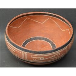 FOUR MILE RUIN POTTERY BOWL