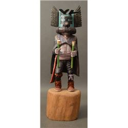 HOPI INDIAN KACHINA (JOE QUIYO)