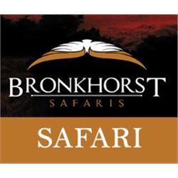 Bronkhorst Safaris- African Plainsgame Hunt