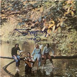 Signed Paul McCartney Wild Life Album Cover