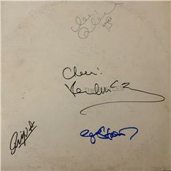 Signed Beatles, The Beatles Album ( a.k.a. The White Album) Cover