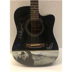 U2 Signed Guitar