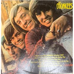 Signed The Monkees ( Their Debut Album) Album Cover