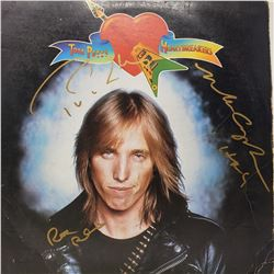 Signed Tom Petty and the Heartbreakers (Debut) Album Cover