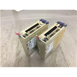 (2) Omron R88D-WNA5H-ML2 AC Servo Driver
