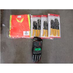 Reflective Coveralls, Quality Gloves & More