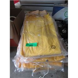 Case of 14 Large 2 Piece Rain Gear Sets
