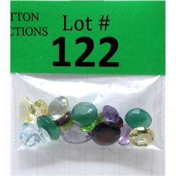 36 CTW Loose Assorted Gemstones