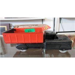 1940/50s Marx Hydraulic Lift Dump Truck