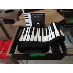 Donner 88 Key Electronic Roll Up Keyboard