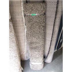 Brown Shag Area Carpet - 5 Feet x 7 Feet