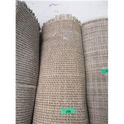 Brown Shag Area Carpet - 8 Feet x 10 Feet