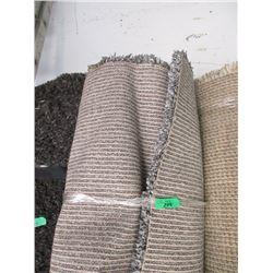 Grey Shag Area Carpet - 8 Feet x 10 Feet