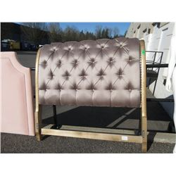 New Queen Size Button Tufted Headboard