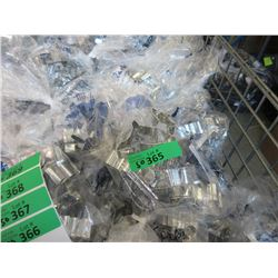 50 Bags of New Ann Clark Christmas Cookie Cutters