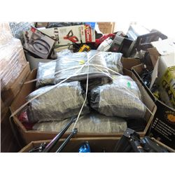 Skid of Inflatable Mattresses- Store Returns