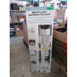 New Viva Self Clean Stainless Steel Water Cooler