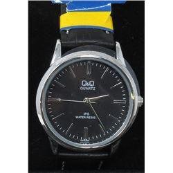 Ladies New Q & Q Water Resistant Watch