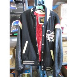 """Jacket with """" 50 Years Harley-Davidson"""" Patch"""