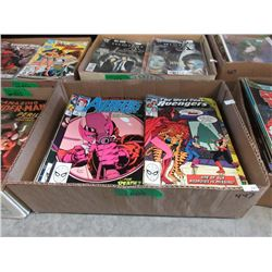100 Assorted Comic Books - Approximate Count