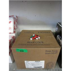 15 KG of Foil Wrapped Christmas Chocolate Balls