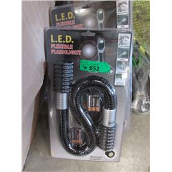 6 New LED Flexible Flashlights