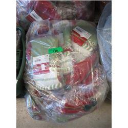 Large Bag of New Christmas Stocking and Decor