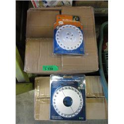 2 Cases of New LED Utility & Patio Lantern Lights