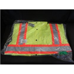 New Condor Water Resistant Safety Jacket - Size XL