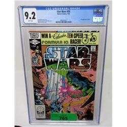 "Graded 1982 ""Star Wars #55"" Marvel Comic"
