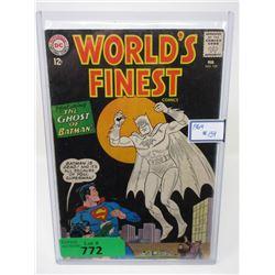 "1964 ""World's Finest #139"" 12¢ DC Comic"