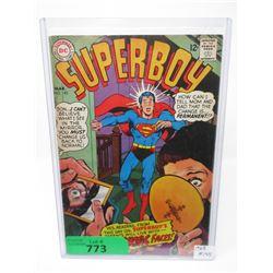 "1968 ""Superboy #145"" 12 Cent DC Comic"