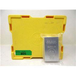 Yellow CDN Bullion Box & 250 Gram Aluminum Bar