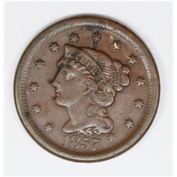 1857 LARGE CENT