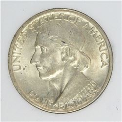 1936 BOONE HALF DOLLAR