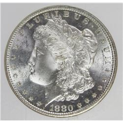 1880-S NGC MORGAN SILVER DOLLAR