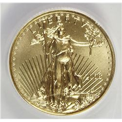 2008 $5 AMERICAN GOLD EAGLE