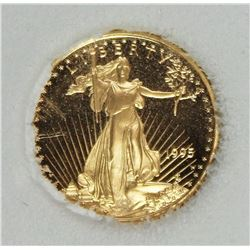 1995 $5 AMERICAN GOLD EAGLE