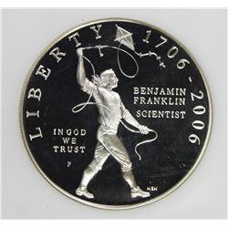 2006 P FRANKLIN SCIENTIST DOLLAR