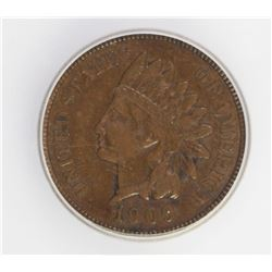 1909-S INDIAN CENT