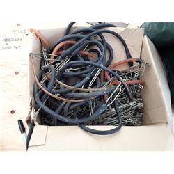 Box of Fishing Equipment