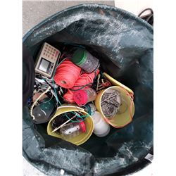 Large Bag of Fishing Equipment