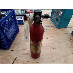 Vintage Fireboy Model 35MA Fire Extinguisher