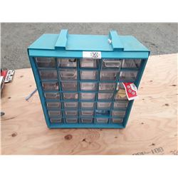 Bolt Organizer - Some Contents