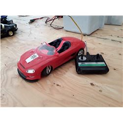 JRL Remote Control Mustang With Remote