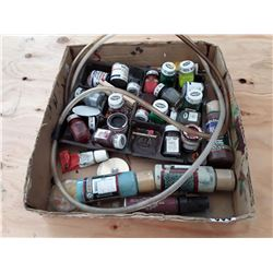 Box of Paints For RC Planes.