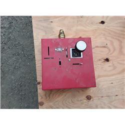 Large Red Radio Control Remote