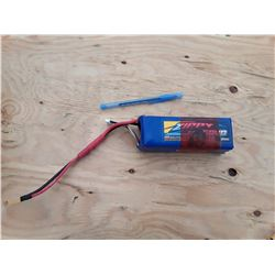 Zippy 5000 15c Series Lithium Polymer Battery For RC