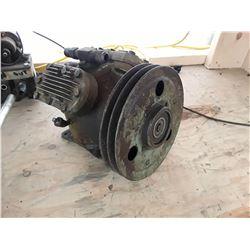 Motor? Pump?